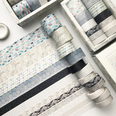 Diary, decoration, Masking tape, washitape