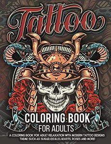 Beautiful, tattoo, comicsmangacoloringbooksforgrownup, tattoocoloringbook