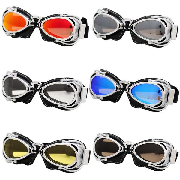 Helmet, biker, Goggles, UV Protection Sunglasses