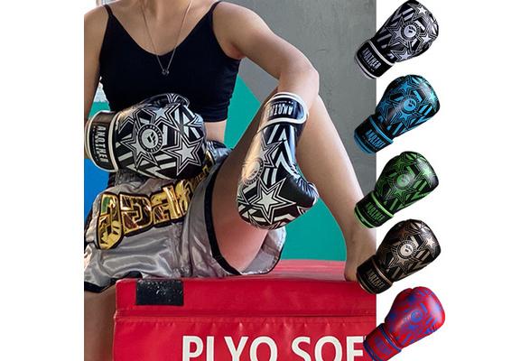 Adults MMA Snake Boxing Gloves Muay Thai Fight Glove Sanda Pads Box Ufc Venomous