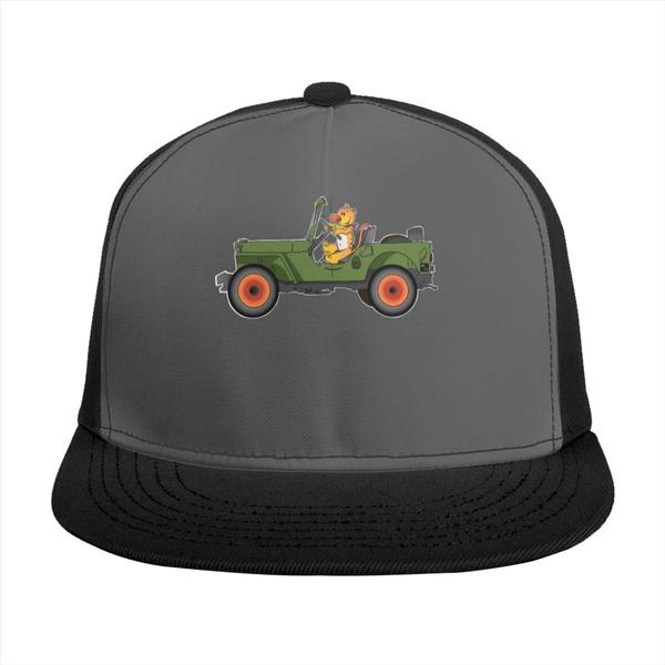 Fashion, Baseball, Baseball Cap, Jeep