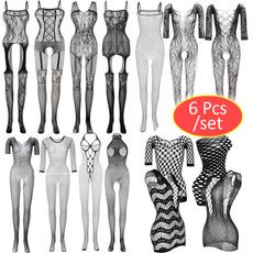 nightwear, sexylingerieset, women underwear, Fish Net