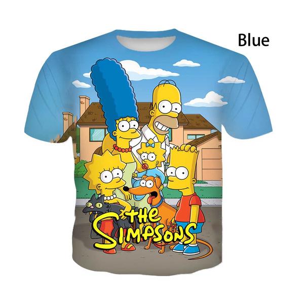 Mens T Shirt, simpsonstshirt, Fashion, #fashion #tshirt