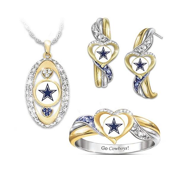 Blues, Fashion, Jewelry, Cowboy