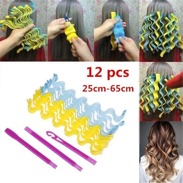 Hair Curlers, Salon, Magic, Curlers