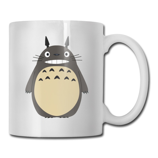 My neighbor totoro, Coffee, Ceramic, Cup