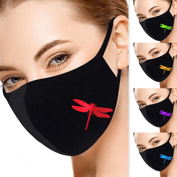 dragon fly, Cotton, Outdoor, blackmask