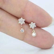 earrings jewelry, Flowers, Star, Jewelry