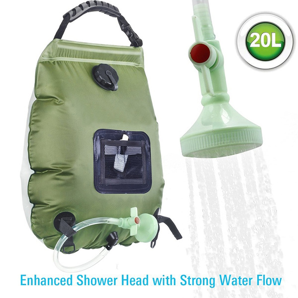 Shower, Head, Outdoor, Hiking