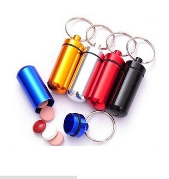 case, Box, pillbox, Key Chain