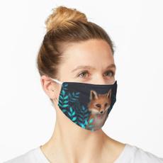 maskforface, maskface, Masks, Fox