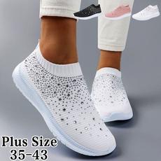 Sneakers, Slip-On, Sports & Outdoors, bling bling