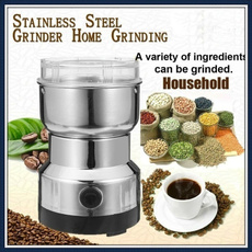 coffeegrinder, Electric, Office, Stainless Steel