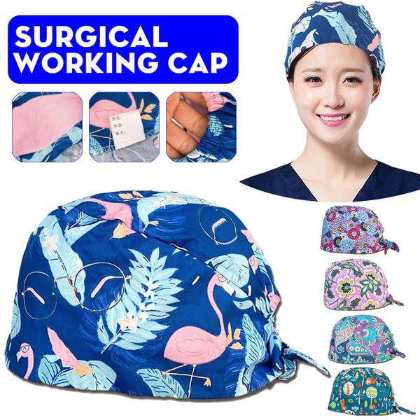 Cap, surgicalcap, Women Cap, operatingcap
