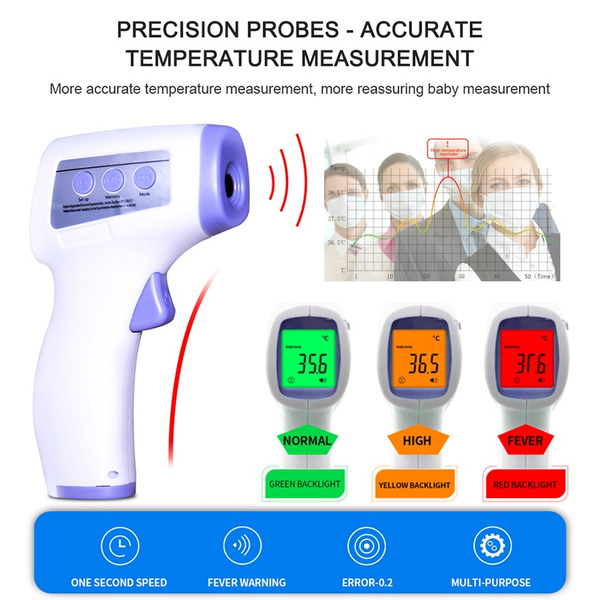 fever, Medical Supplies & Equipment, Thermometer, digitaltemperature
