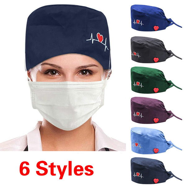 bouffanthat, women hats, doctor, surgicalcap
