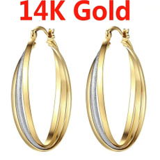 yellow gold, White Gold, Dangle Earring, Jewelry