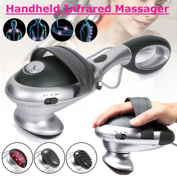 Electric, massagehammer, bodymassager, Machine