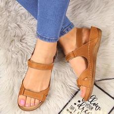 size, Summer, Sandals, Ladies Fashion