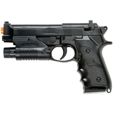 softbulletgun, Laser, plasticbullet, 6mmbullet