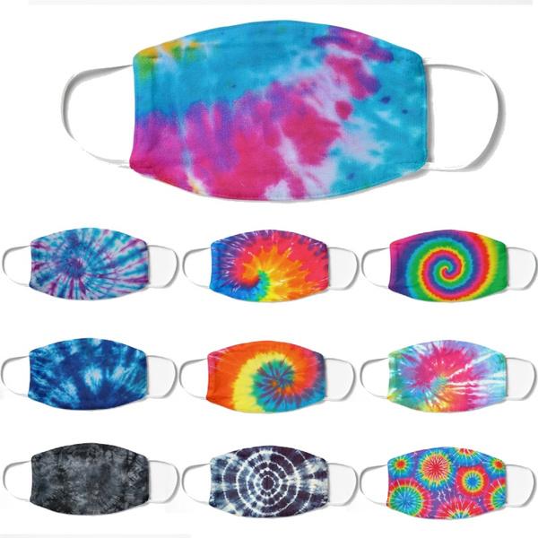 mouthmask, Colorful, unisex, Masks