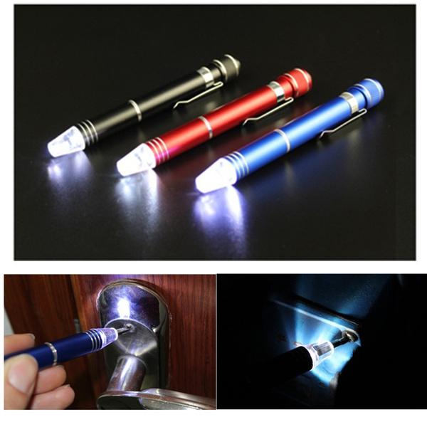ballpoint pen, multitoolspen, Aluminum, Mini