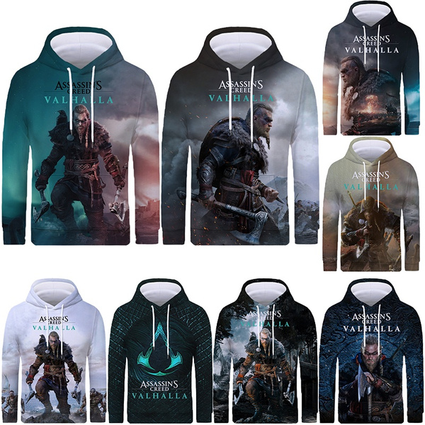 Outdoor, pullover hoodie, printed, Fashion Hoodies