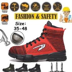 Steel, safetyshoe, hikingboot, Fashion