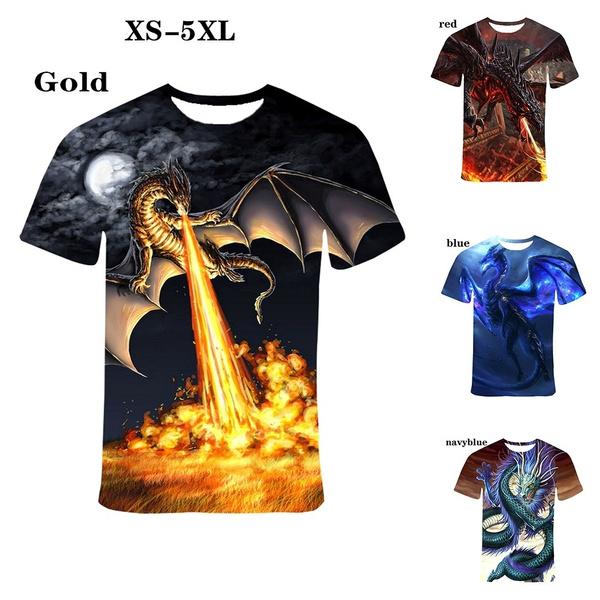 Plus Size, Shirt, 3dcooldragonshirt, Personalized T-shirt