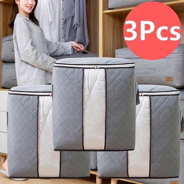 Charcoal, storageorganizerbag, Closet, closetstorage