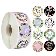 christmasdecorationsforhome, Floral, cutestickershandmadesticker, Stickers