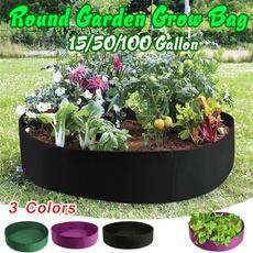 Box, flowersampplant, Flowers, Garden