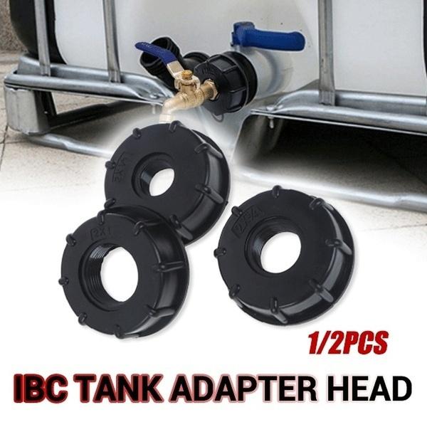 ibctankconnector, valvereplacement, Tank, Garden