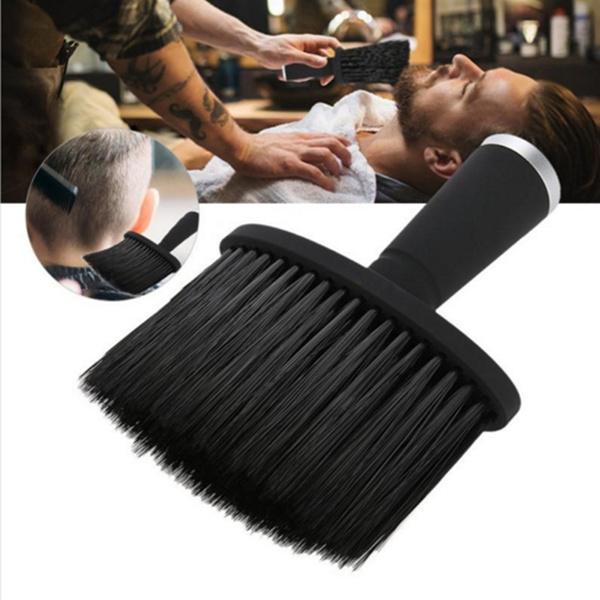 softbrush, barbersbrush, shavingbrush, Necks