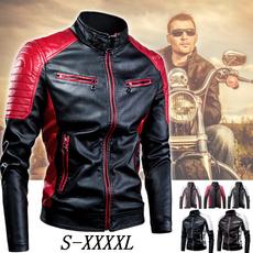 motorcyclejacket, Fleece, warmjacket, Vintage