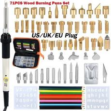 woodburningtool, solderingtool, solderingtip, Embossing