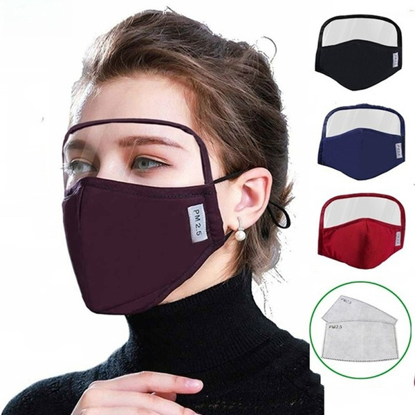 Cotton, Outdoor, filtermask, shield