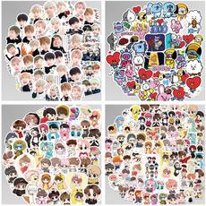 K-Pop, fansgift, coffeecupsticker, Mini