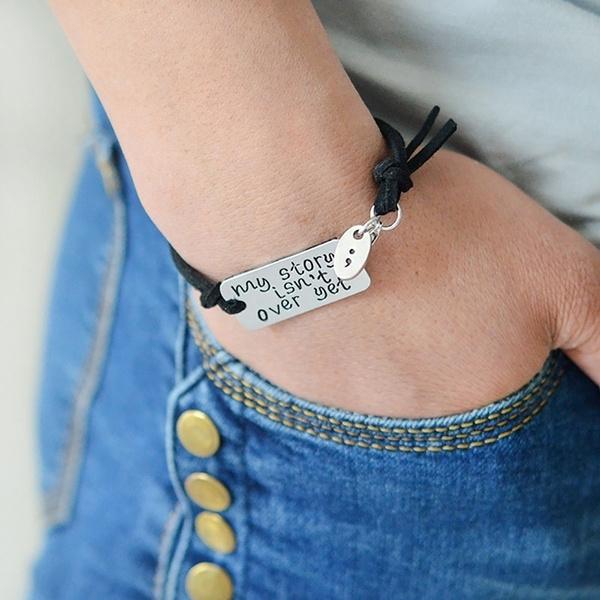 Men Jewelry, Charm Bracelet, rope bracelet, Jewelry