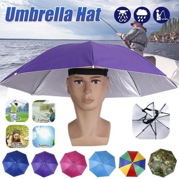 antirainumbrellahat, Cap, mensfishinghat, Hats