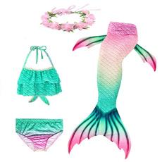 Fashion, Swimming Costume, Princess, Girls swimsuits