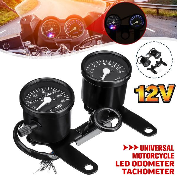 motorcycleaccessorie, motorcycleodometer, ledodometer, led
