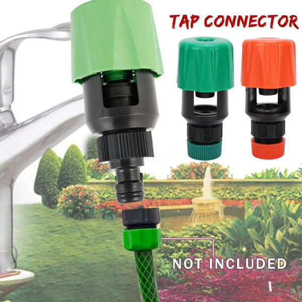 Universal Water Tap To Garden Hose Pipe, Bathroom Tap Hose Connector