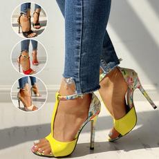 Summer, Sandals, Fashion, Ladies