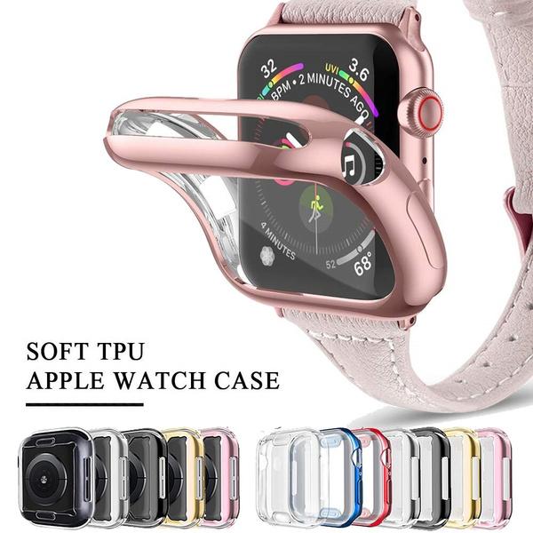 iwatchcasesilicone, fullcoverforiwatch, iwatchcase42mmwomen, Apple