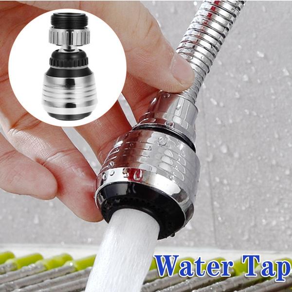 Faucet Tap, waterconnector, Metal, Head