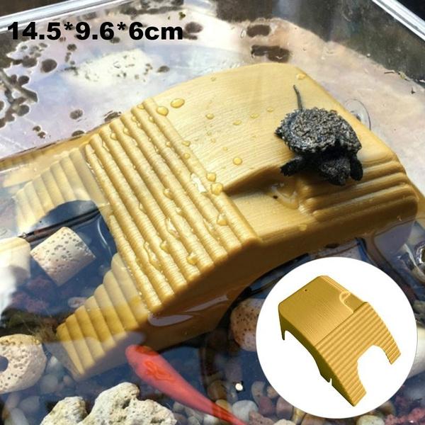 turtleclimbingplatform, amphibianaquariumplatform, Unique, Tank
