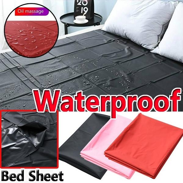 pink, Sheets, Waterproof, Bedding