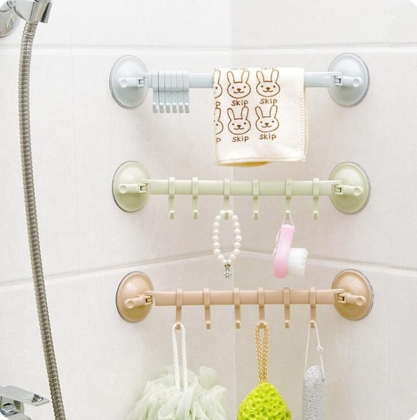 Bathroom, wallhanger, hangerrack, Cup