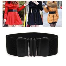 bowknot, wide belt, Fashion, Waist